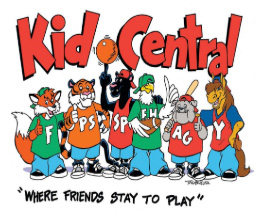 Kid Central - where friends stay to play